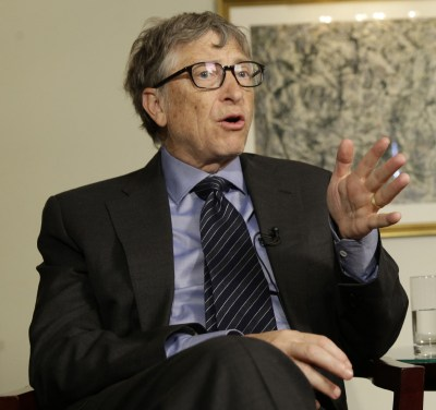 Bill Gates backs FBI in fight with Apple over California shooter's iphone | The Star