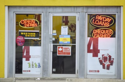 Proposed limit on payday loan outlets in Hamilton clears planning committee vote | Toronto Star