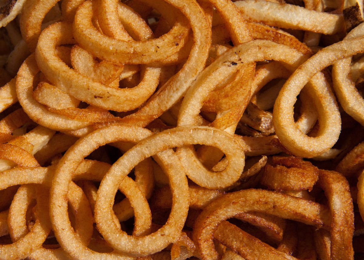 Amazing Curly Fries Are Who Facebook Says If You Like Curly Fries Or Stephen How To Make Curly Fries At Home A Knife How To Make Curly Fries Like Hardees nice food How To Make Curly Fries