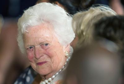 Former first lady Barbara Bush has died at age 92 | The Star