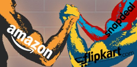 Amazon Leads Traffic In India