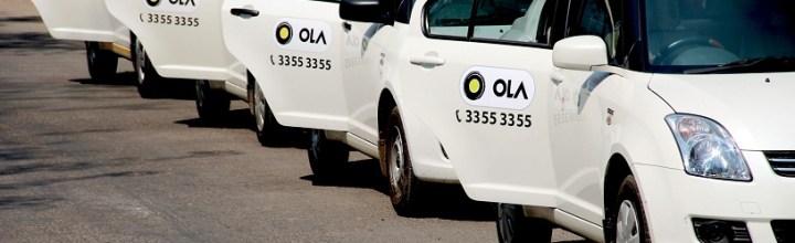 OLA Series F Funding