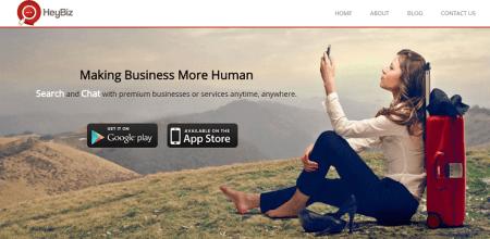 HeyBiz Connecting Local Business
