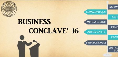 XIMB Business Conclave