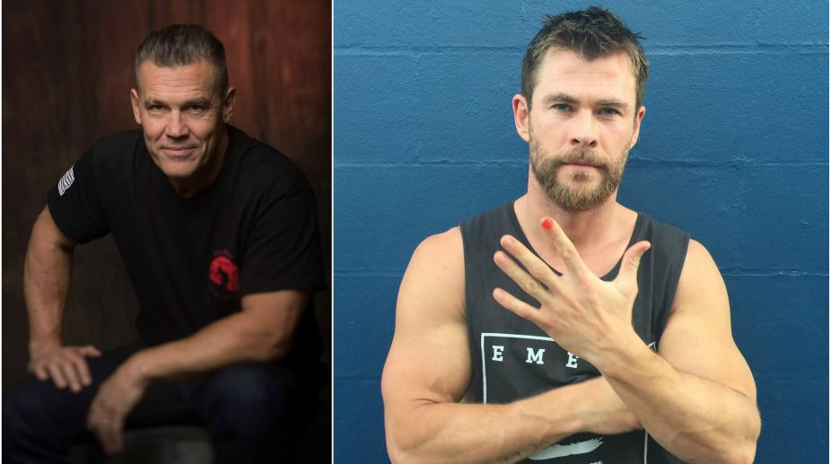 Josh Brolin has great sense of humour  Chris Hemsworth