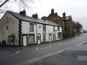 Bulls Head Cottages the home Herbert left to go to War