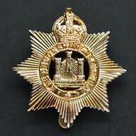 Devonshire Regimental Badge