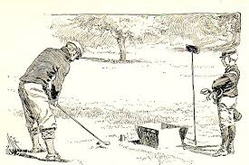 Golf in the 1800's