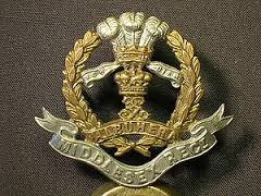 Middlesex Regimental Badge