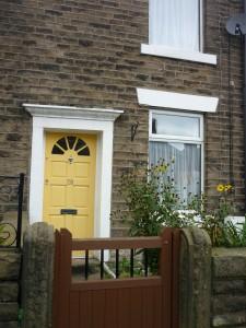 28 Wirksmoor Road, the home Percy left to go to War.