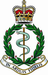RAMC Regimental Badge
