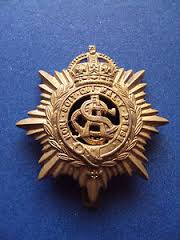 RASC Regimental Badge