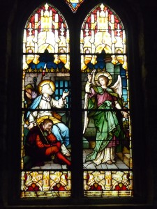 South Wall, Stained Glass Window (2014)