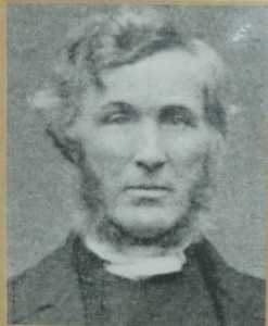 Charles Smith MA Vicar at St Peters 1852-1882