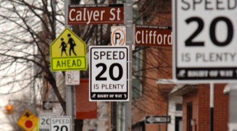NYC and London lower speed limit to 25/20mph, Adelaide freaks out over 40kph. Why? (Part 1)