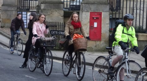 Yet another reason why commuting by bike is better