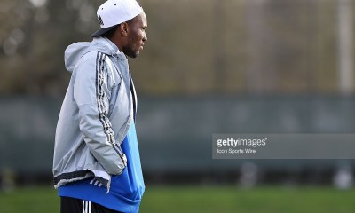 24 FEB 2016: Montreal's Didier Drogba (11) during the pre-season MLS match between the Montreal Impact and the Toronto FC at Joe DiMaggio Sports Complex in Clearwater, Florida. (Cliff Welch/Icon Sportswire) (Photo by Cliff Welch/Icon Sportswire/Corbis via Getty Images)