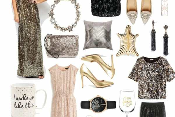 Holiday Gift Guide 2015 Sparkle