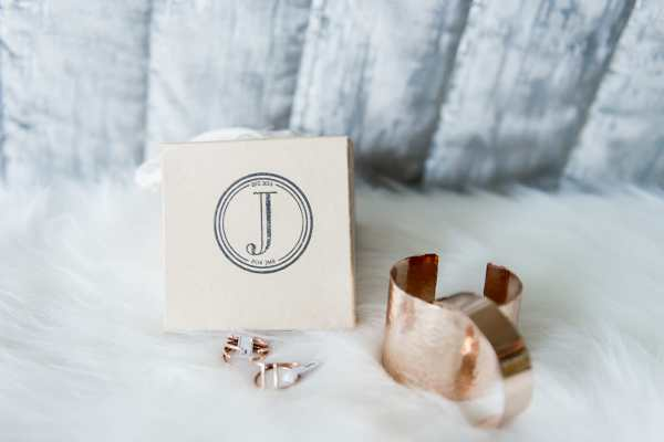 JMR Copper bracelet