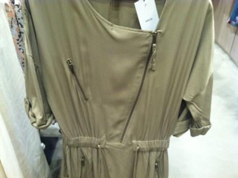 MANGO, Biker Dress, $79.99