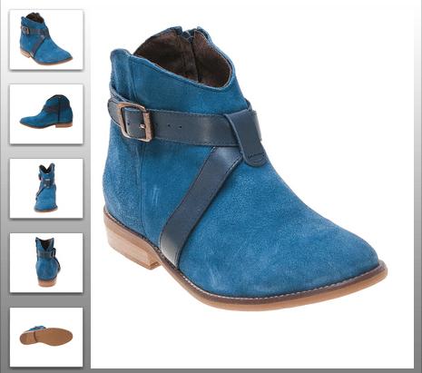 Miz Mooz Women's Miro Ankle Boot, $99.95