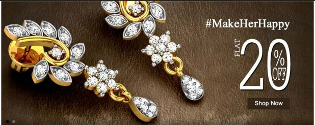 candere jewellery