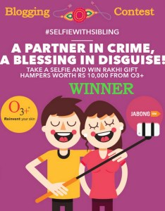 Jabong blogging contest winner The Style Symphony