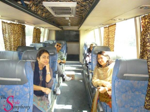bus ride Hyderabad