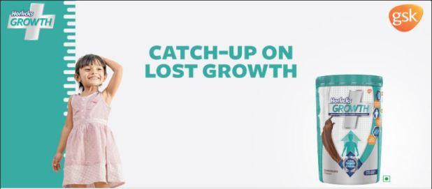 horlicks growth +