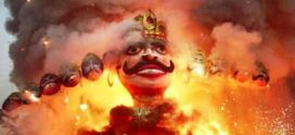 RAVAN DAHAN: Let us kill the real demon inside us