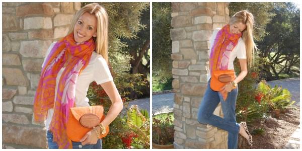 subtle luxury scarves