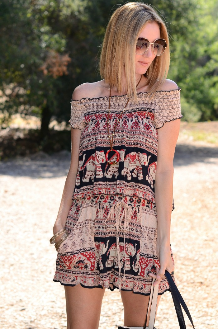 band of gypsies short suit