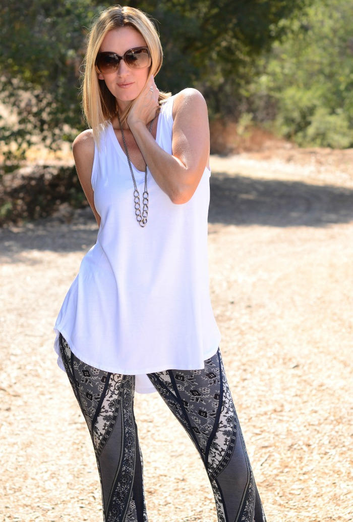 Olivaceous Bell Bottoms