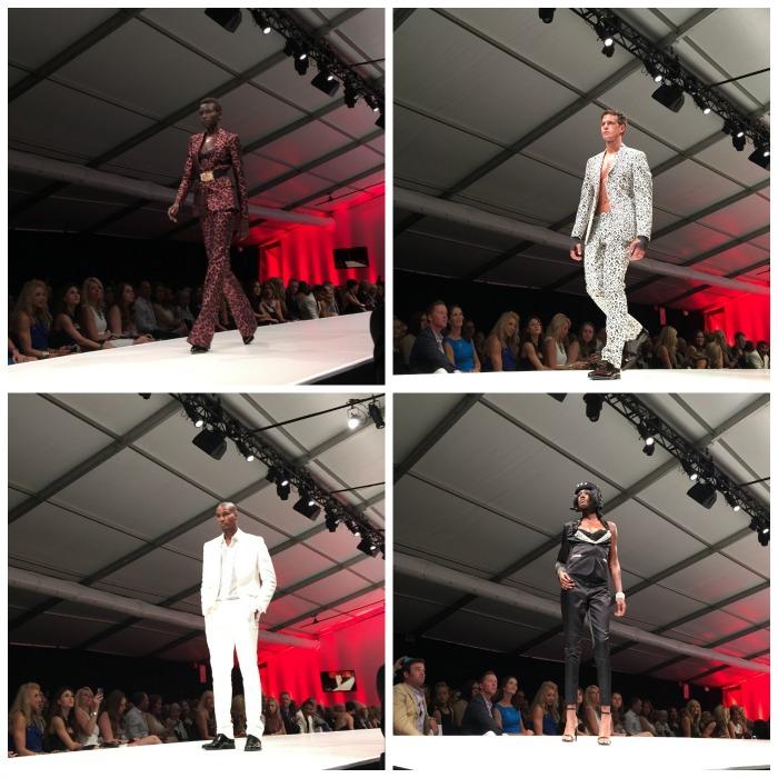 Anthony Franco El Paseo Fashion Week