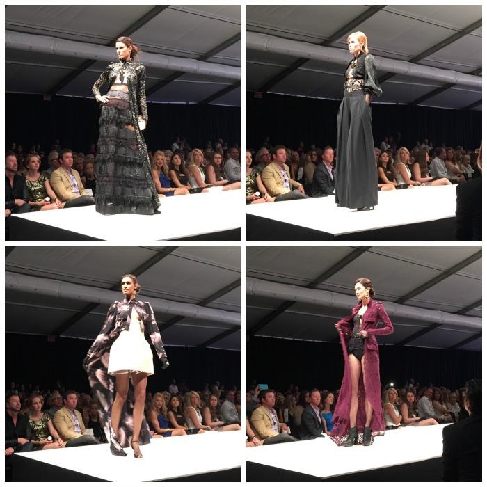 Eduardo Lucero El Paseo Fashion Week