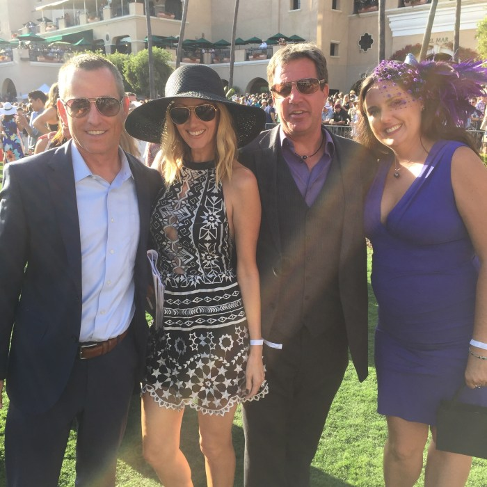 Del Mar Turf Club Opening Day