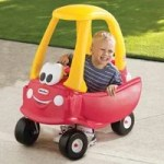 Little Tikes Cozy Coupe Giveaway