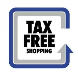 Tax Free Shoping