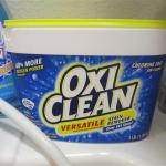 OxiClean Versatile Stain Remover Review