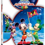 Mickey Mouse Clubhouse Space Adventure ~ Giveaway