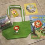 Go Green With The Gigglin Garden Gang #GoGreenNGiggle #Cbias