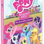 My Little Pony – Friendship Is Magic: The Friendship Express DVD ~ Giveaway