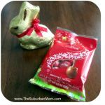 Easter Basket Ideas ~ Lindt Chocolate Bunny + Giveaway