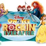 Disney On Ice Presents Rockin Ever After ~ Orlando Giveaway