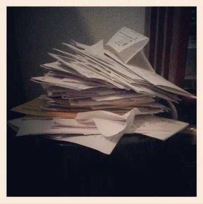 LifeLock Shred Pile