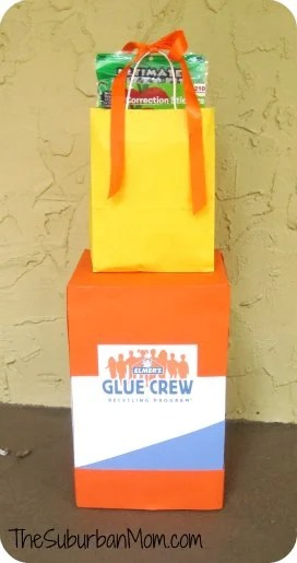 Elmer's Clue Crew Bag it Forward