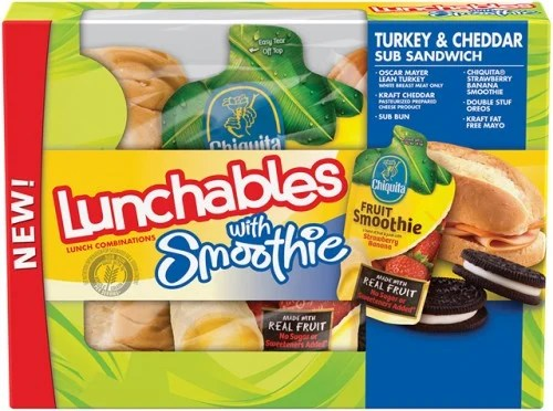 Lunchables Smoothie