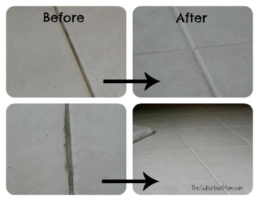 Stanley Steemer bathroom tile cleaning