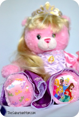 Build-A-Bear Pink Disney Princess