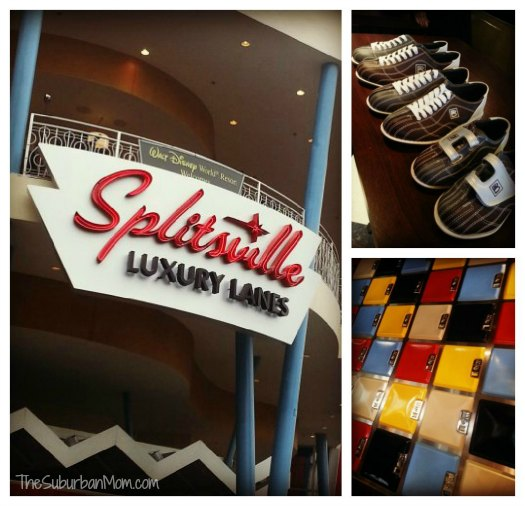 Splitsville Downtown Disney Bowling Alley